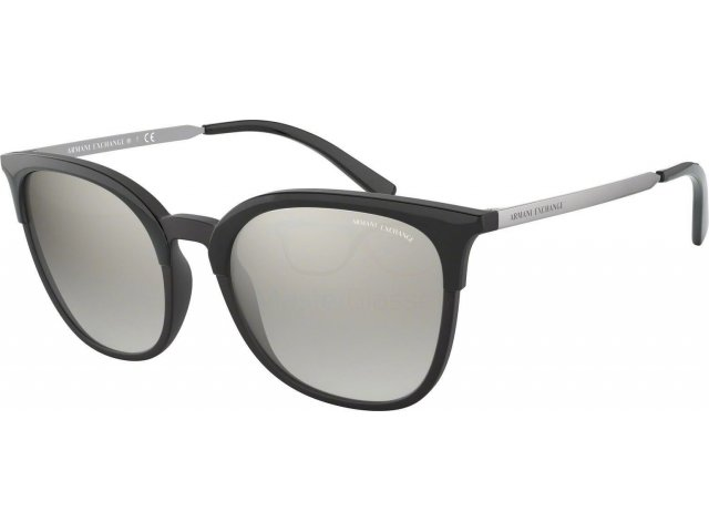 Armani exchange AX4091S 81586V Matte Black/black