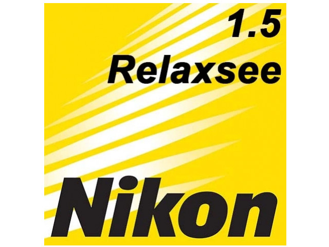 Nikon e-LIFE RelaxSee 1.5 Easy Clean Coat Blue
