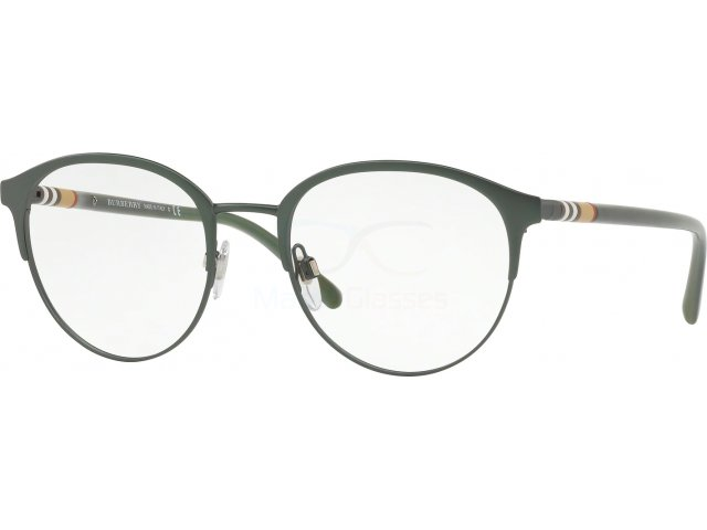 Оправа Burberry BE1318 1251 Matte Green