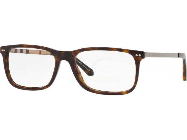 Оправа Burberry BE2282 3002 Dark Havana