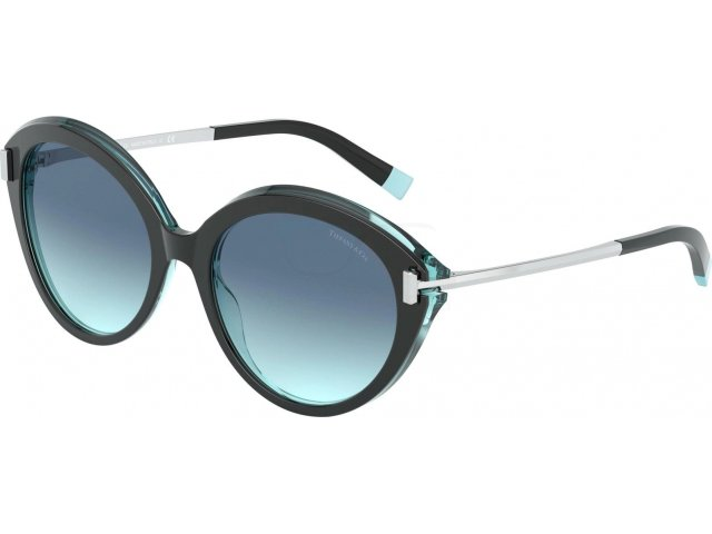 Tiffany TF4167 82859S Black/transparent Blue