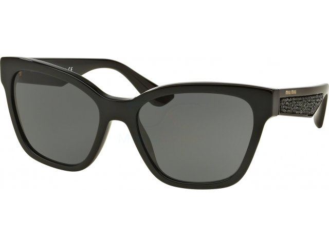 Miu miu MU 06RS 1AB1A1 Black