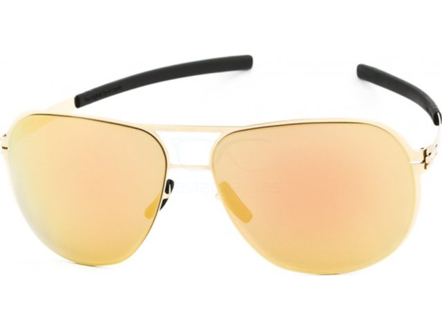 Ic! Berlin guenther n. (flex) sun-gold gold mirrored nylon