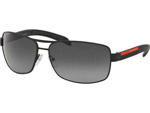 Prada linea rossa PS 54IS DG05W1 Black Rubber