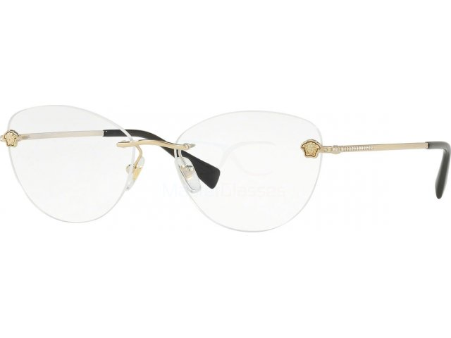 Оправа Versace VE1248B 1252 Pale Gold