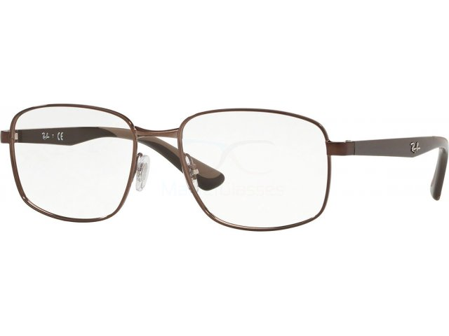 Оправа Ray-Ban RX6423 2511 Dsrk Brown