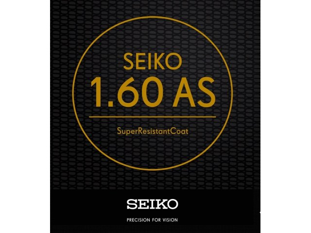 Seiko AS 1.6 SuperResistant Coat
