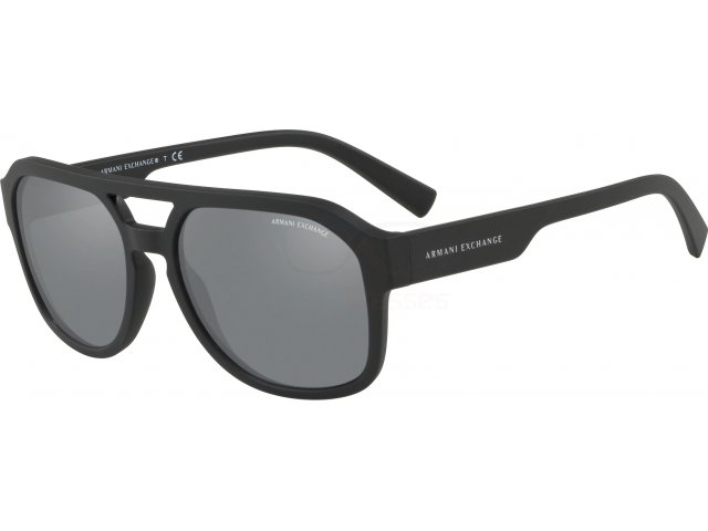Armani exchange AX4074S 80786G Matte Black