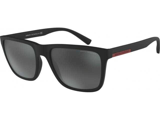 Armani exchange AX4080S 80786G Matte Black