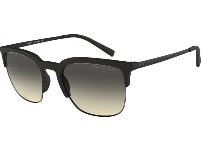 Armani exchange AX4081S 8029L7 Matte Black